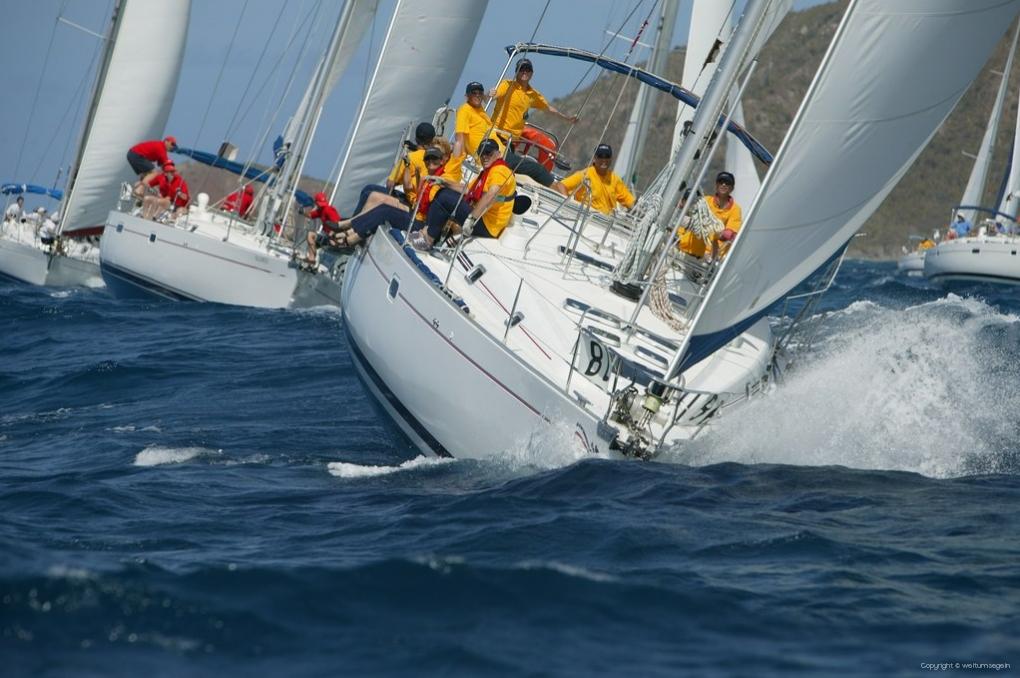 Antigua Sailing Week (ASW)