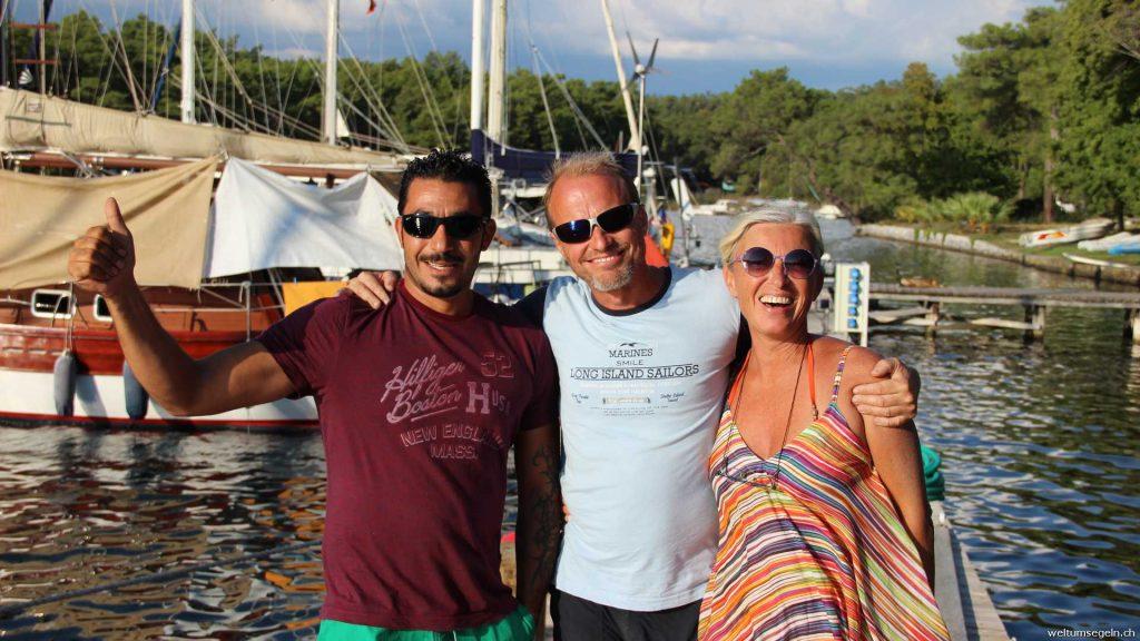 Gület Captain+Andrea+Hubert