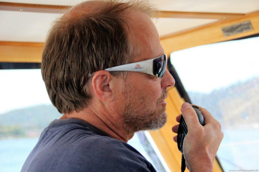 Anmelden Global Sailing