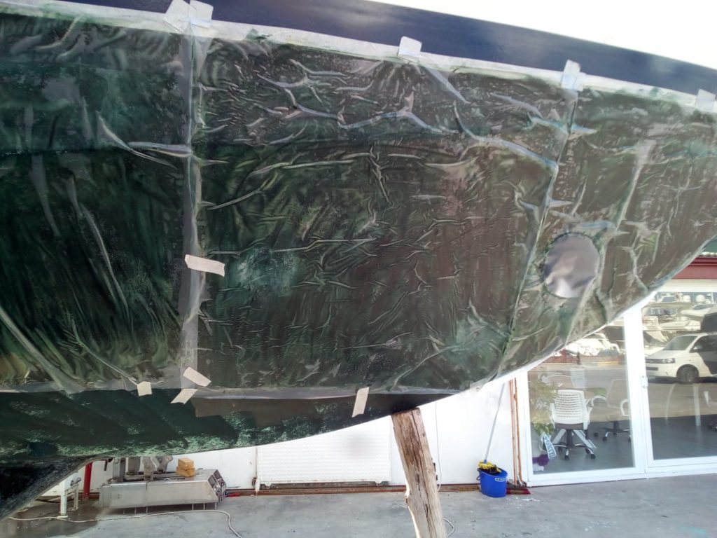 Easy Antifouling Removal