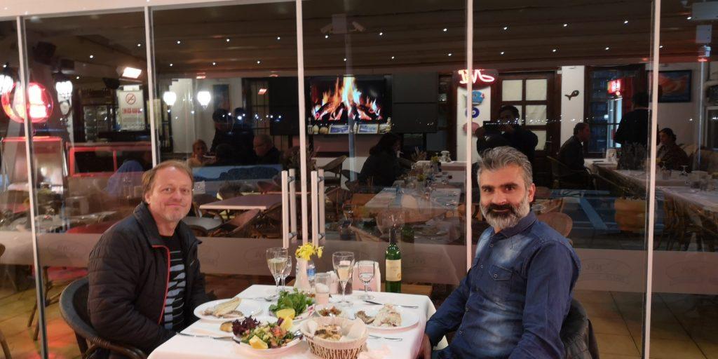 Fish Restaurant Nil Balik