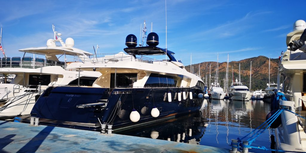 Captain Cem's Yacht