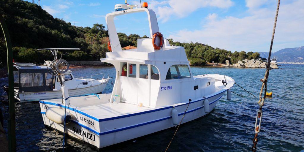 Cem's Fishing Boat