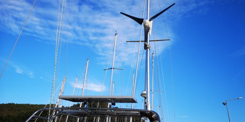 neues Powerpack auf Geräteträger (Solar100W, Solar160W, Wind350W)