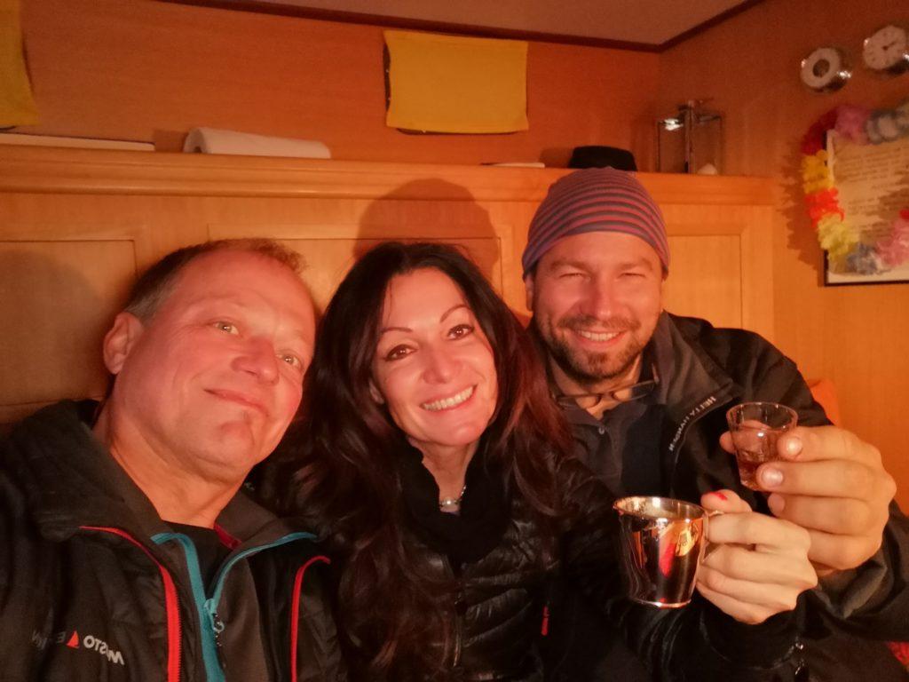 Party on Sagarena (Hubert+Noelia+Roman)