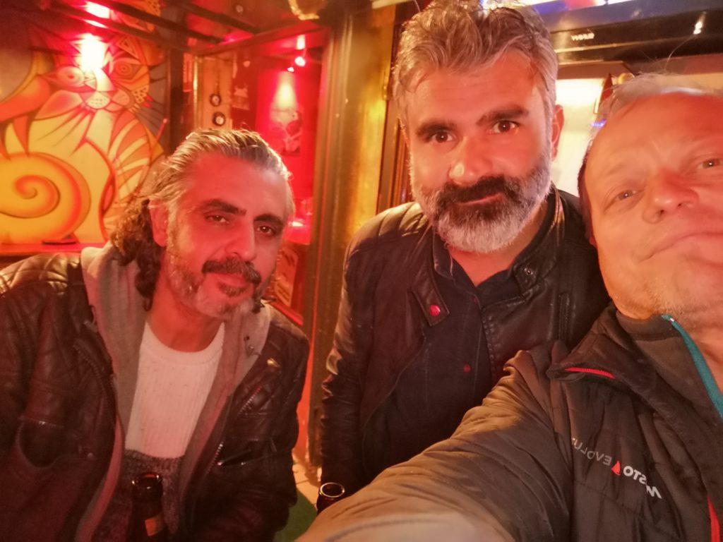 Party Lighthouse 2019 Ilsaf+Hasan+Hubert