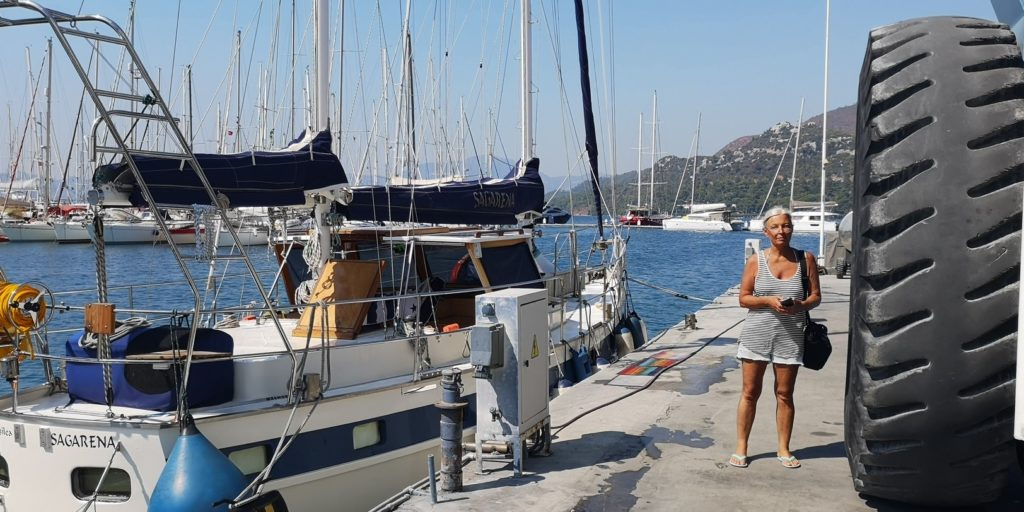 Yacht Marina Marmaris