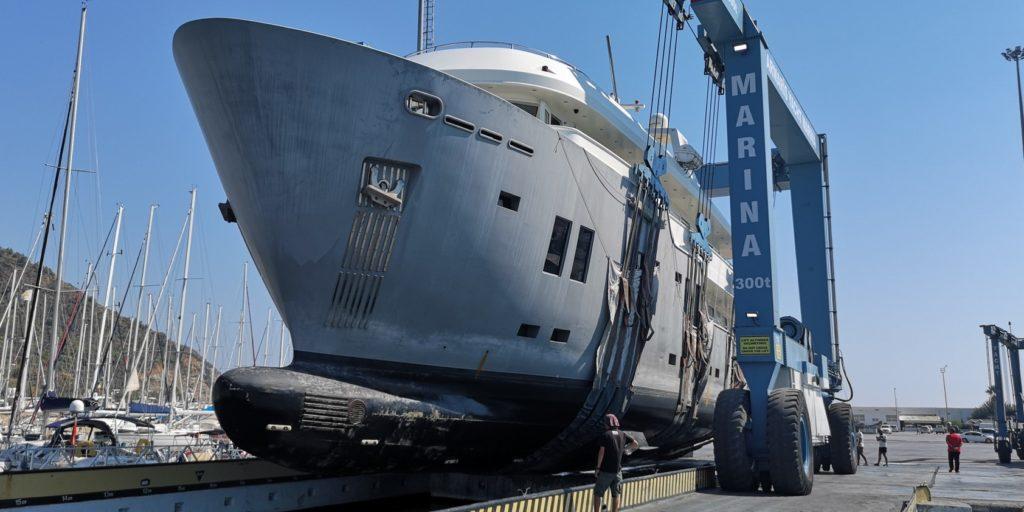 300 Tonnen Kran