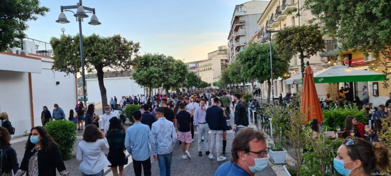 Crotone Saturday Night