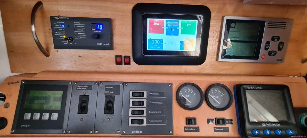Quattro Remote Console, Touch 50