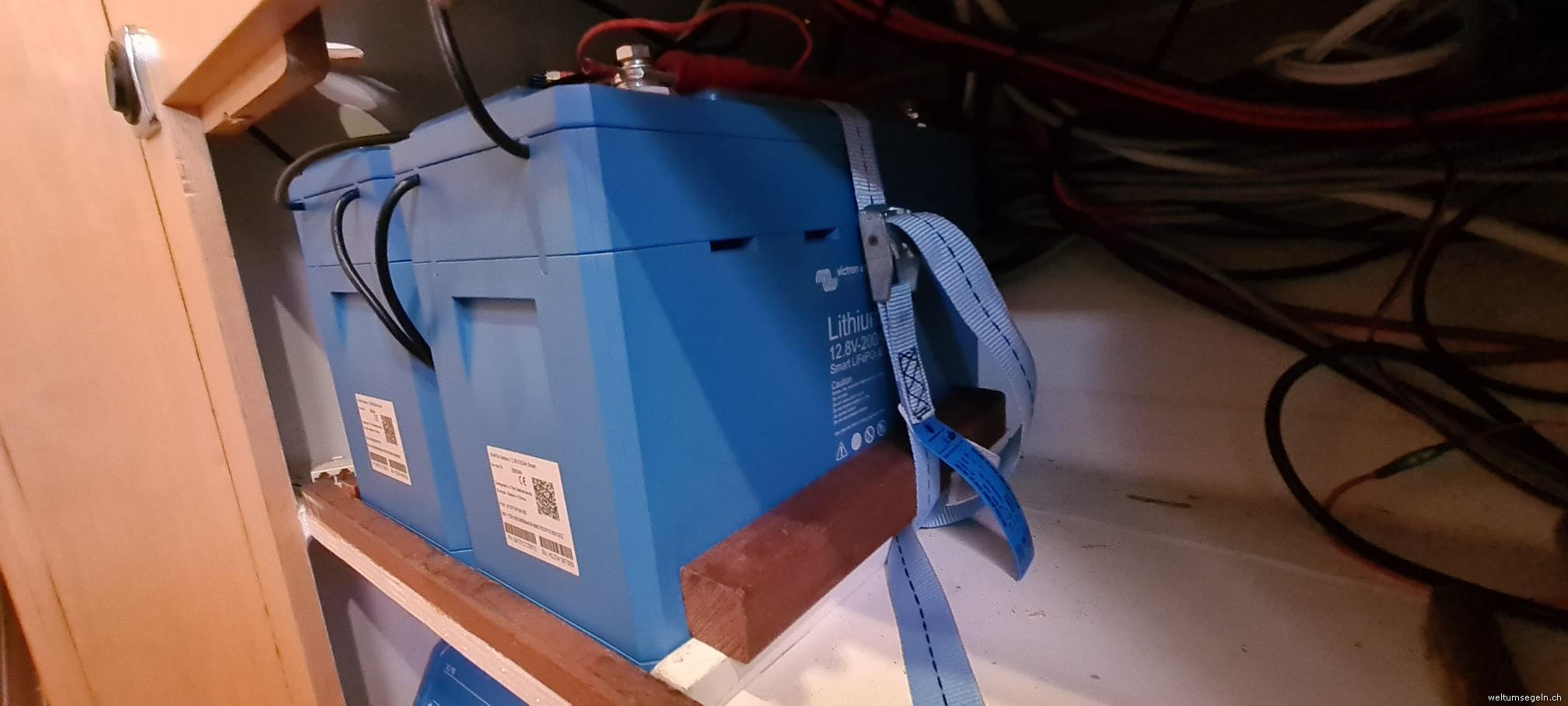 Lithium Batterien LiFePO4