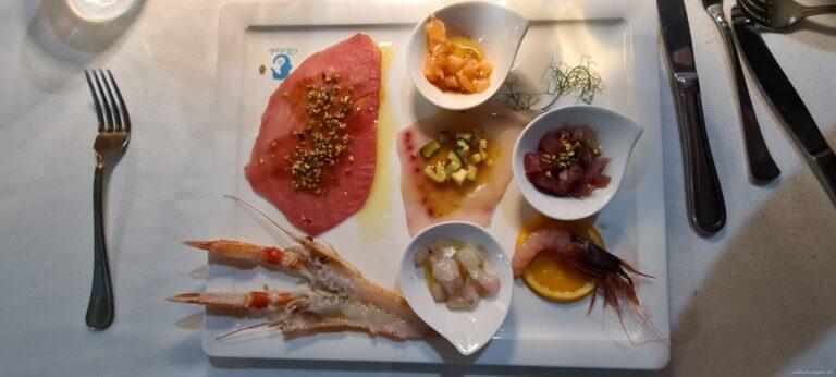 Seafood genial