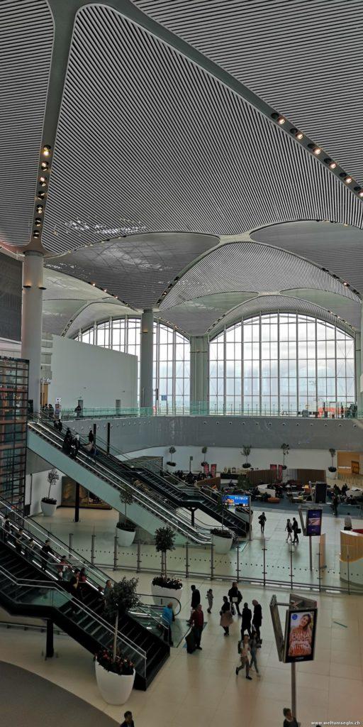 Istanbul neuer Flughafen