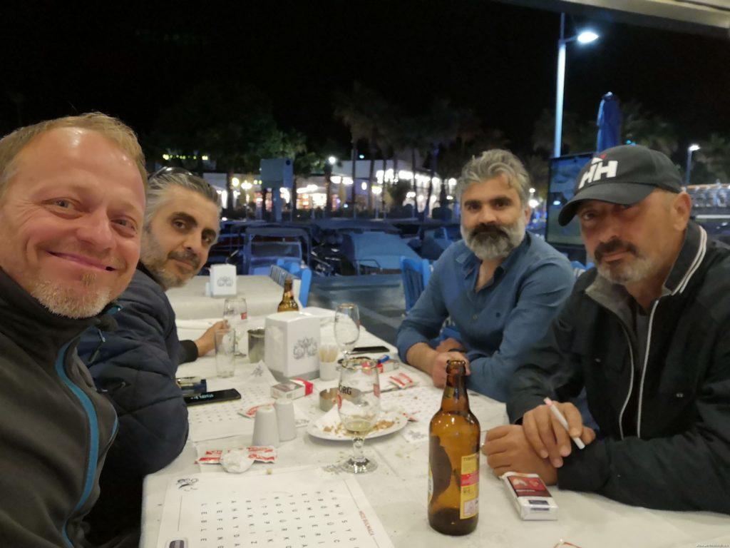 Türkische Freunde